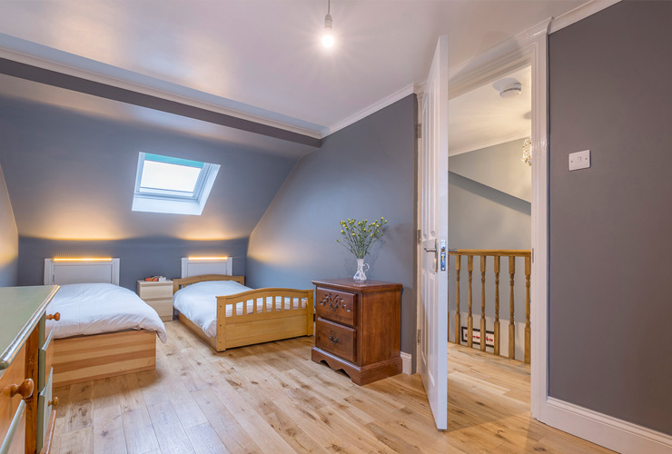 SOMERVILLE ROAD LOFT CONVERSION