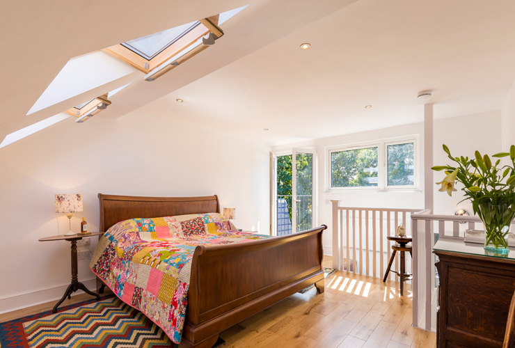 WOLESLEY ROAD LOFT CONVERSION