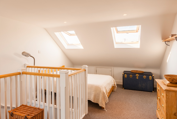LEWISHAM LOFT CONVERSION