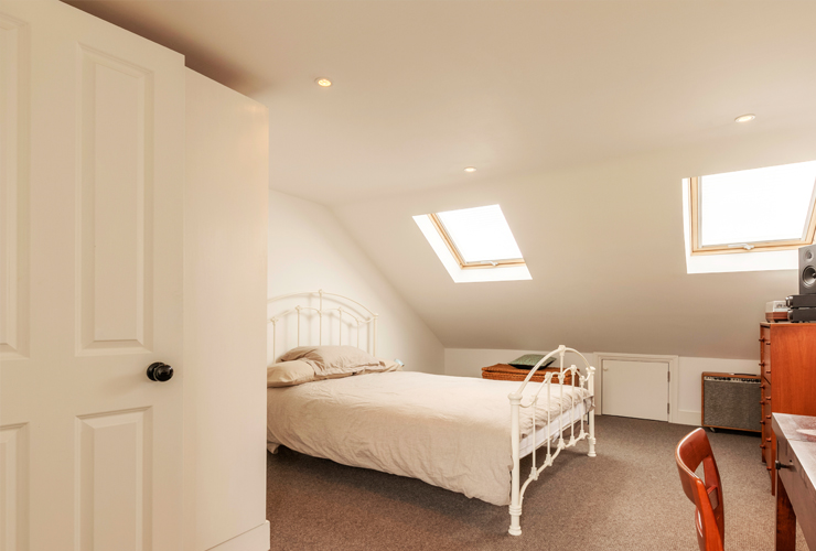 BOVILL ROAD LOFT CONVERSION